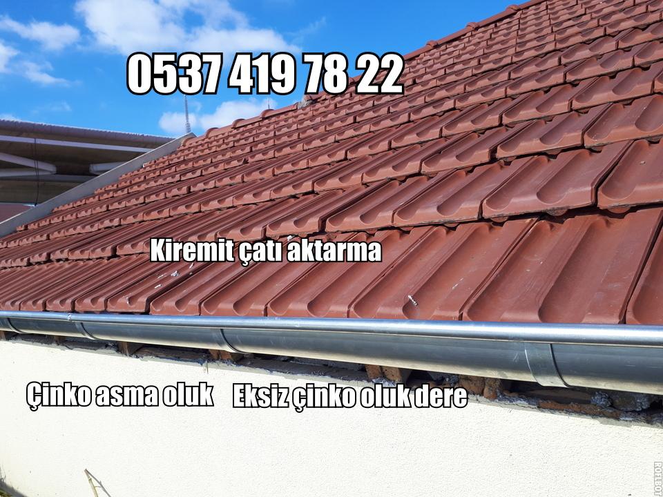 çatı onarım